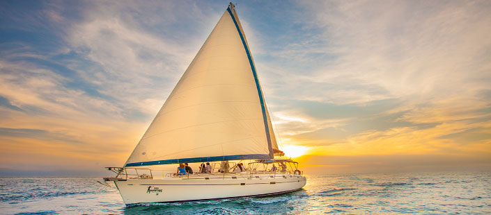 Sunset Sailing Tour in Cabo