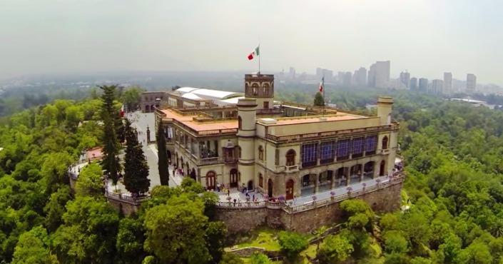 Chapultepec Castle Tour