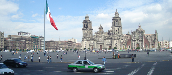 City Tour in Mexico City