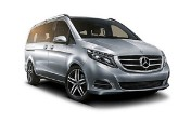Executive Van Transportation to Dalian Jinhong apartment(Xinghai Square), Dalian