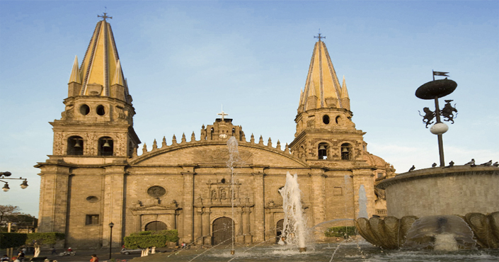 Guadalajara and Tlaquepaque City Sightseeing Tour