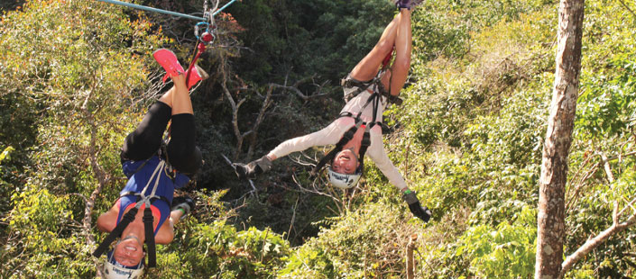 Outdoor Adventure in Puerto Vallarta
