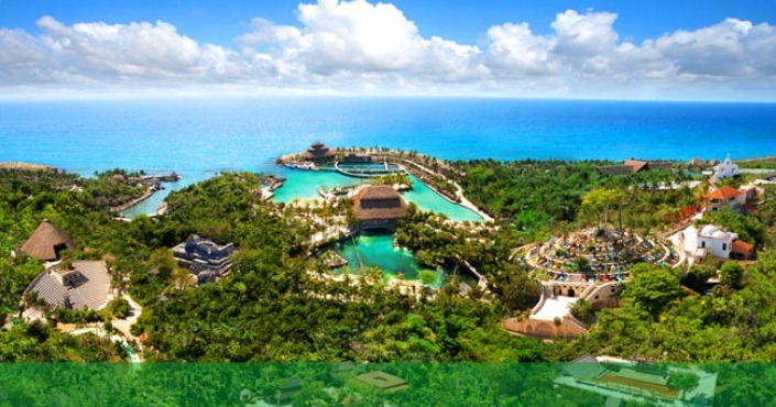 Xcaret Plus Entrance with Transportation