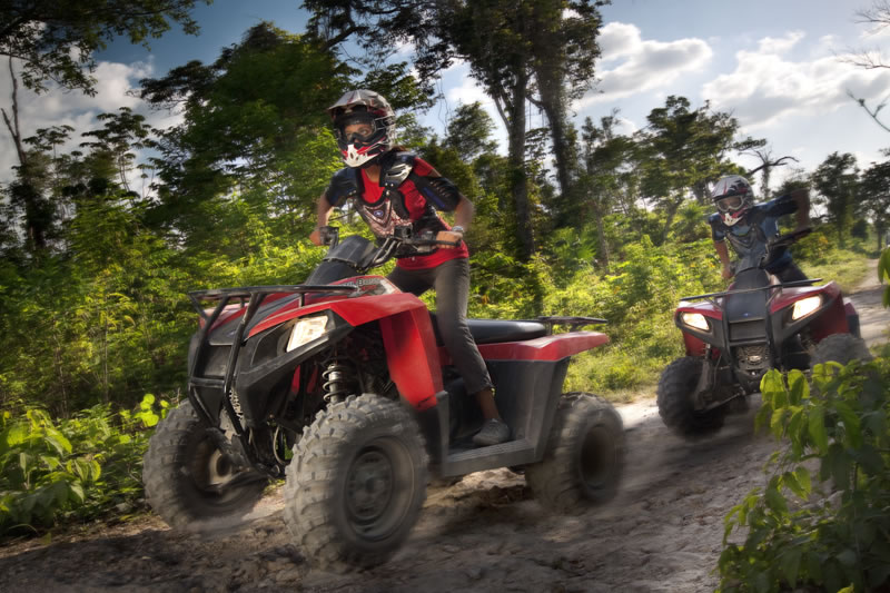 ATV Jungle Expedition Cancun