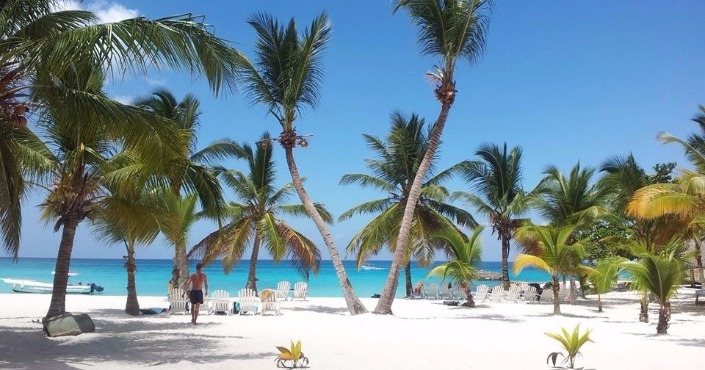 Saona Mix Boat Tour in Punta Cana, Bavaro and Uvero Alto