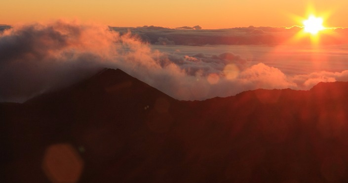 Haleakala Sunrise Tour in Maui