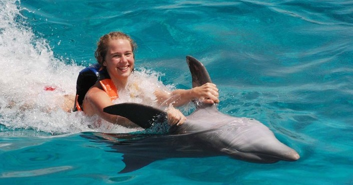 Dolphin Encounter Puerto Aventuras