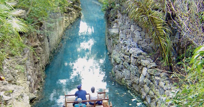 Discovery Tour to Xcaret Park
