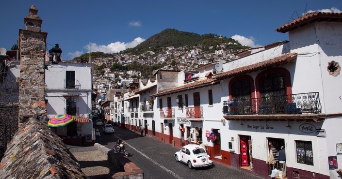 Taxco & Cuernavaca Full-Day Tour from Mexico City