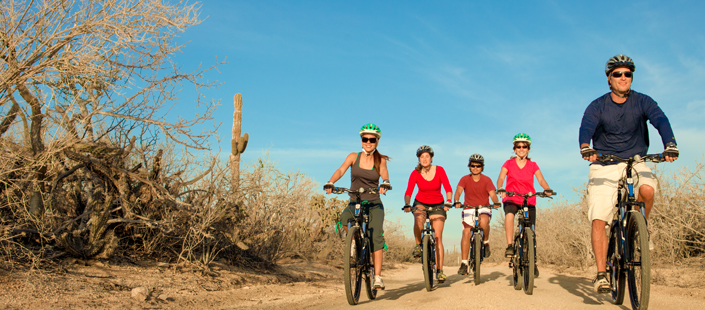 Mountain Bike Adventure Tour Los Cabos
