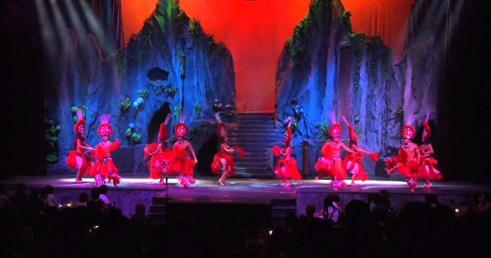 Magic of Polynesia Dinner Show