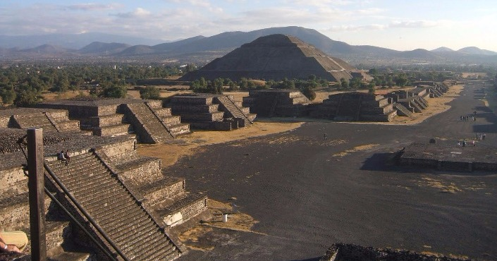 Teotihuacan Early Inside Tour