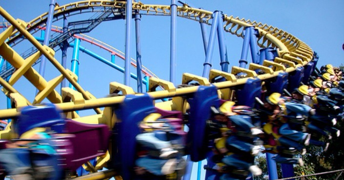 Six Flags in Mexico City
