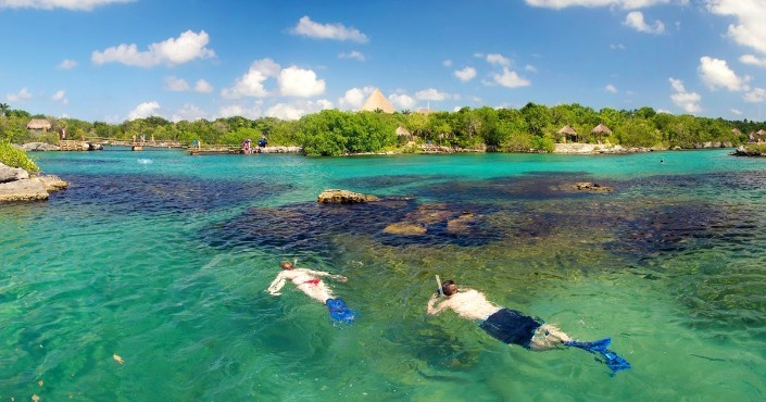 Private Tour in Xel Ha