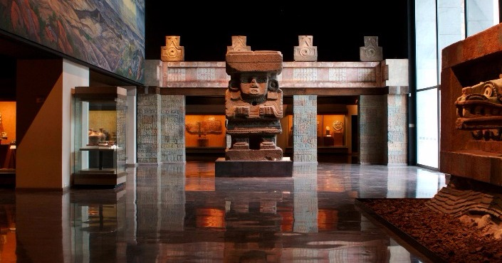 Chapultepec Castle & Anthropology Museum Tour