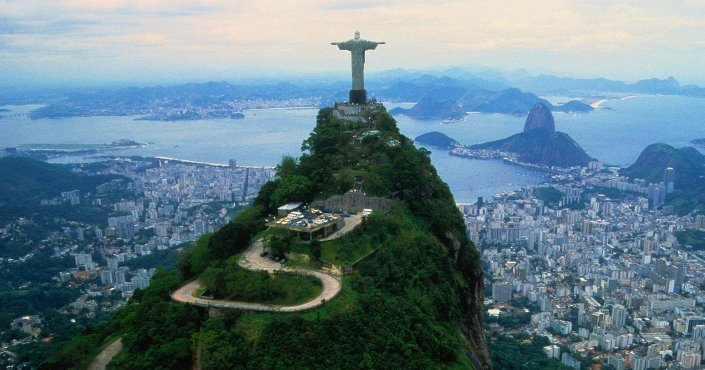 Private Tour to Christ the Redeemer