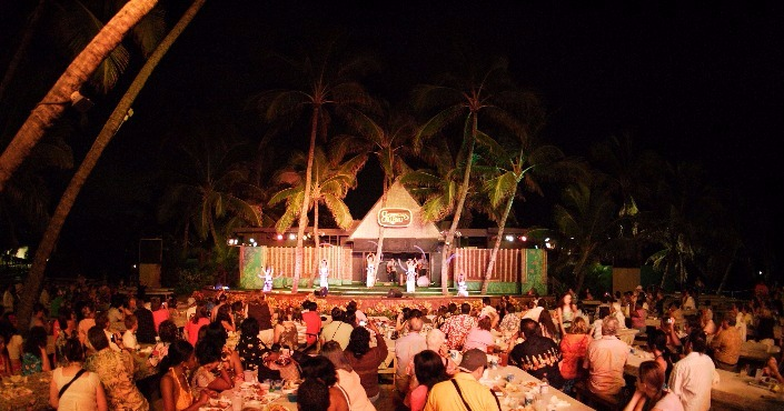 Magic of Polynesia Show with Deluxe Dinner