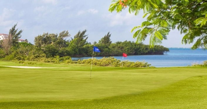 Cancun Golf Club at Pok-Ta-Pok Twilight