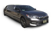 Honda Sport Limousine Transportation to Caribbean Paradise Resort and Spa, Playa del Carmen